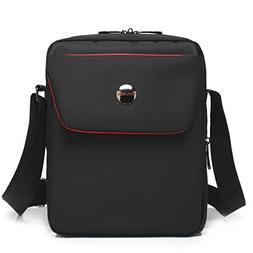 CoolBELL 10.6 inches Shoulder Bag Fabric Messenger Bag iPad