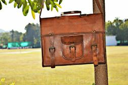 Shoulder Bag Leather Messenger ecofriendly Cross Body Laptop