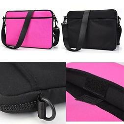 "Shoulder Messenger Sleeve Bag Pouch Case Cover for 8.9"" 9.7"""