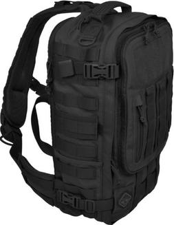 Sidewinder Full-Sized Laptop Sling Pack by Hazard 4 - Black