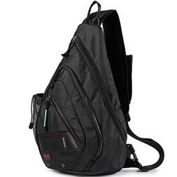 Sling Bag Backpack, Chest Crossbody Bags Sling Shoulder Back