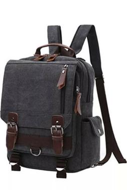 "Mygreen Sling Canvas Cross Body 13"" Laptop Messenger Bag Sho"