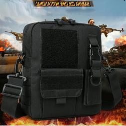 Small Tactical Messenger Bag Crossbody Military Shouder Bag