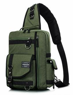 Leaper Stylish Messenger Bag Cross Body Bag Sling Bag Travel
