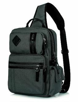 Leaper Stylish Messenger Bag Sling Bag Cross Body Bag Should
