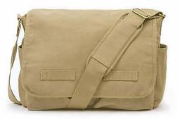 Sweetbriar Classic Messenger Bag - Vintage Canvas Shoulder f