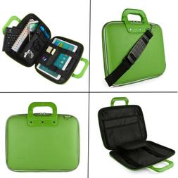 """SumacLife Tablet Messenger Bag Sleeve Case For 9.7"""" iPad / S"""