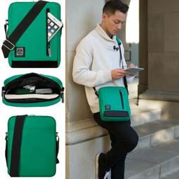 "VanGoddy Tablet Shoulder Messenger Bag Case For 10.4"" Samsun"