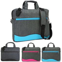 VanGoddy Tablet Sleeve Carry Case Shoulder Messenger Bag For