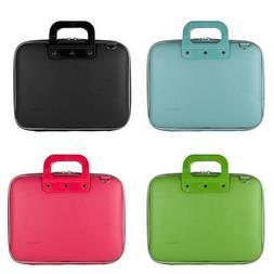 SumacLife Leather Tablet Sleeve Case Shoulder Messenger Bag
