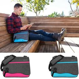 VanGoddy Tablet Sleeve Case Shoulder Messenger Bag For 10.5""