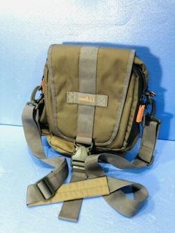 LL Bean Tactical Traveler Shoulder Messenger Bag Case Carry-