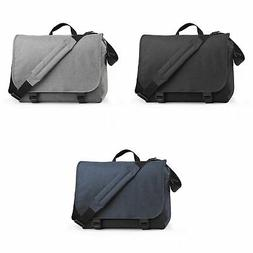BagBase Two-tone Digital Messenger Bag