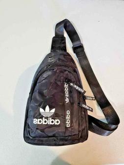 Adidas Unisex Sling Bag Messenger Crossbody Backpack Bag