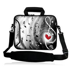 """iColor 13"""" Laptop Tablet Shoulder Bag 12.5"""" 13.3 inches Hand"""