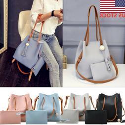 US Women Bags Purse Shoulder Handbag Tote Messenger Hobo Sat