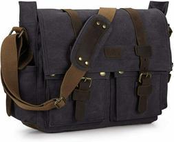 Vintage Camera Shoulder Messenger Bag Satchel for DSLR SLR C
