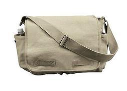 Rothco Vintage Classic Messenger Bag