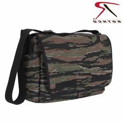 Rothco VINTAGE  Messenger Bag - Tiger Stripe Camo