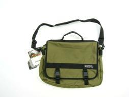Vintage New Jansport Messenger Bag Crossbody Bag Green Lapto