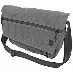 Grey Ghost Gear Wanderer Messenger Bag - Charcoal