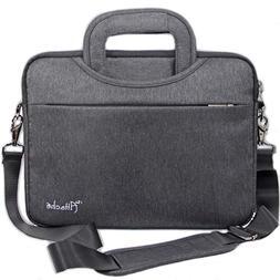 Waterproof Laptop Bag Shoulder Messenger Bag Case Sleeve Bus