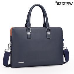 Wholesale Genuine <font><b>Leather</b></font> Men Briefcases