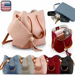 Women's Wallet Shoulder Bag Handbag Messenger Bag Large Capa