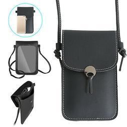 Women Lady Cell Phone Bag Purse Messenger Wallet Shoulder St