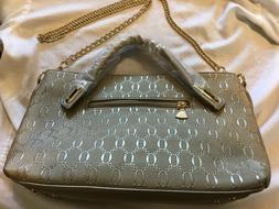 Women PU Leather Top Handle Satchel Handbags Shoulder Bag Me