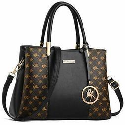 Women Purses and Handbags Top Handle Satchel Shoulder Bags M