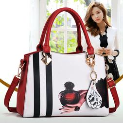Women's Bag Handbag Shoulder Bags pu Leather Tote Satchel Me
