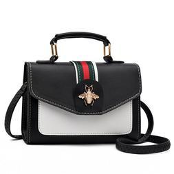Women's crossbody bags Casual messenger bags Bee Pattern Han