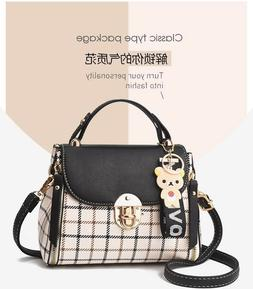 Women's Cute Shoulder Handbag Purse Tote Messenger Satchel B