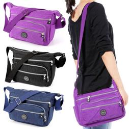 Women's Fashion Shoulder Bags Nylon Crossbody Bags Casual Me