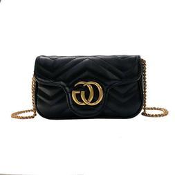 Women's Fashion Small Purse Elegant Brand Shoulder Bags Girl