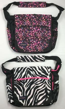 Women's Girl's Jansport Messenger Bag Bookbag