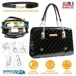 Women's Leather Handbag Shoulder Bags Tote Purse Lady Messen