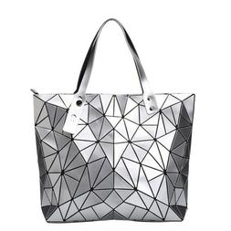 Women's Luxury Handbag Shoulder Clutch Bag Hologram Fashion