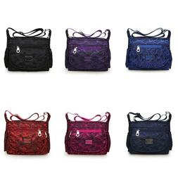 Women's Nylon Casual Shoulder Bag Crossbody Bags Casual Mess