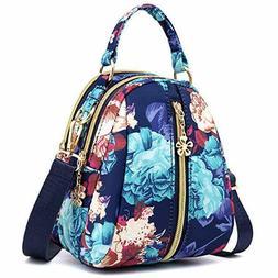 Women's Nylon Small Crossbody Bags Shoulder Bag Stylish Ladi