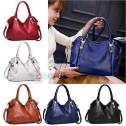 women s tote leather shoulder bag handbag