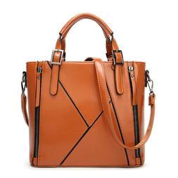 Women's Tote Satchel Messenger Bag Handbag Shoulder Bags Bro