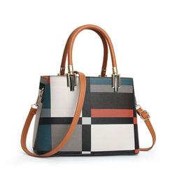 Women Top Handle Handbags Satchel Tote Purse Shouler Bags La