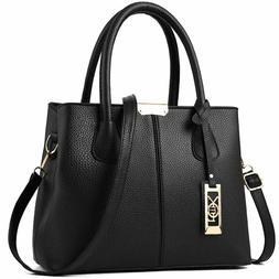 Cocifer Women Top Handle Satchel Handbags Shoulder Bag Tote