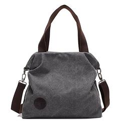 Mfeo Womens Casual Canvas Shoulder Bags Messenger Bags Cross