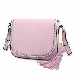 Womens Handbags Leather Crossbody Bags Messenger Bag Travel