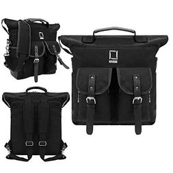 Womens & Mens Hybrid Convertible Laptop and Tablet Backpack