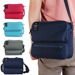 Women's Multi Pocket Nylon Messenger Bags Cross Body Shoul